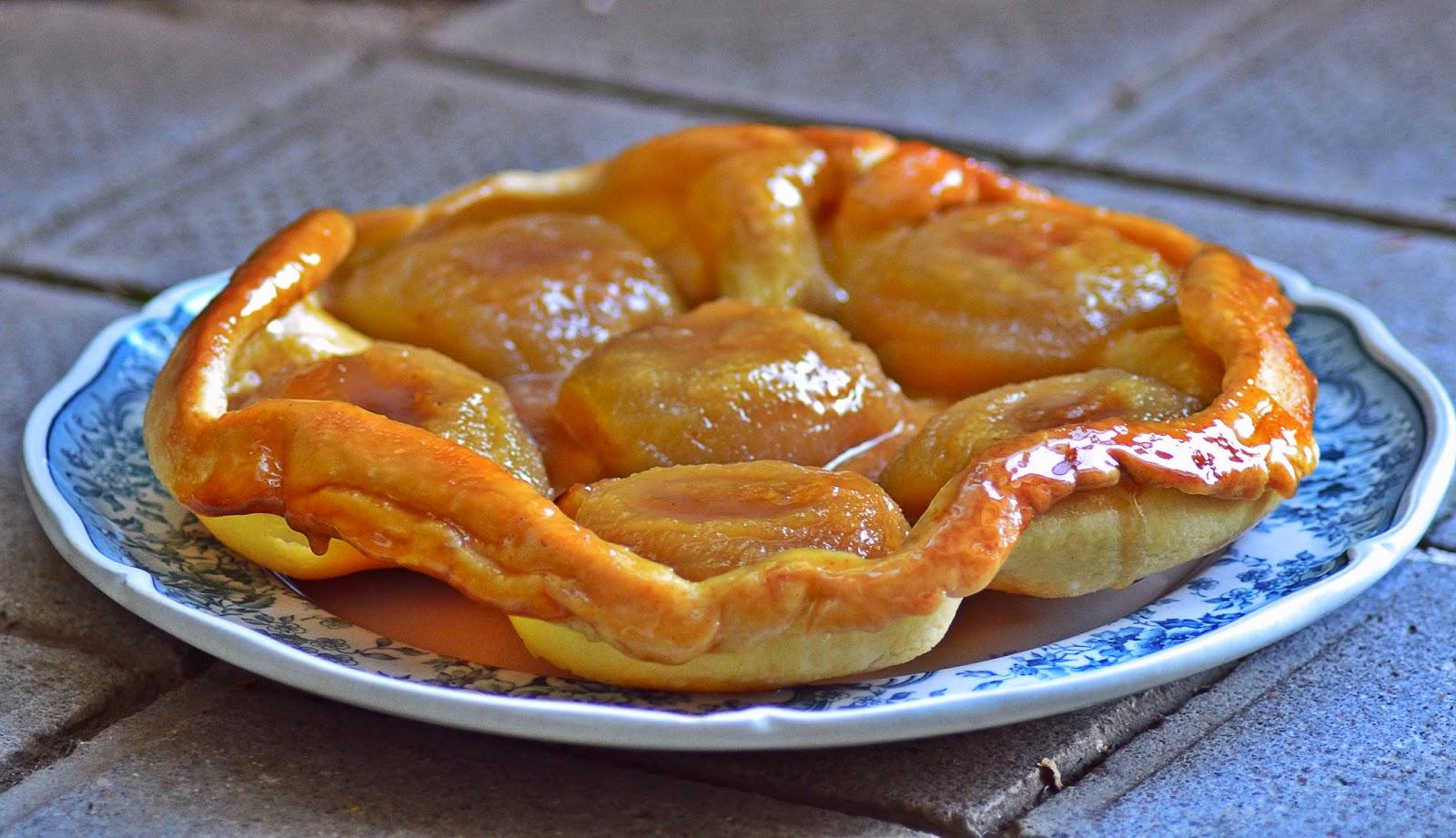 Frans recept: tarte tatin met appel en karmel