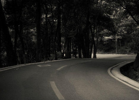 haunted roads in India