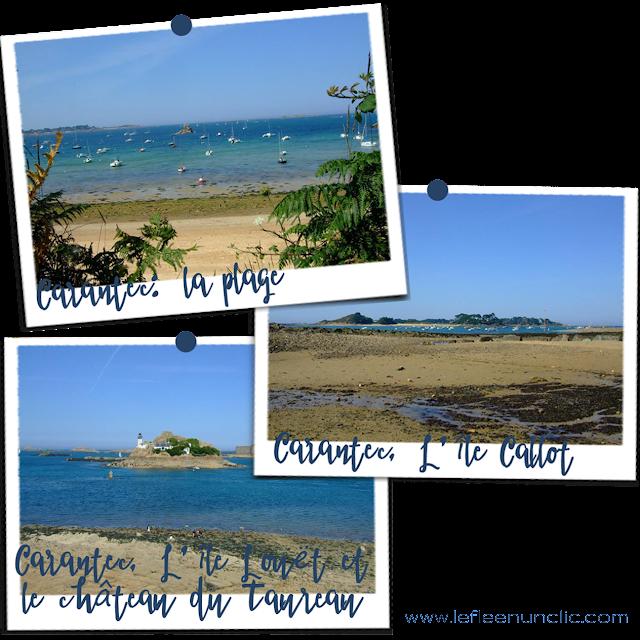 Voyage, culture, loisirs, France, la Bretagne et le Finistere nord, Carantec
