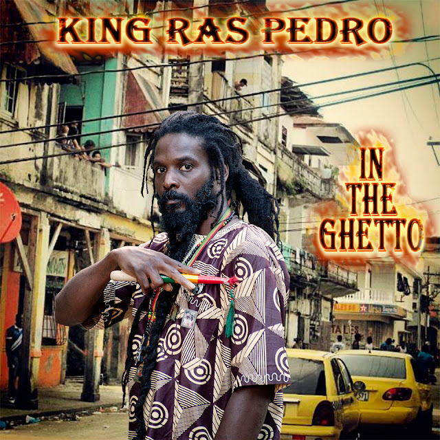 KING RAS PEDRO - In the Ghetto (2013, Single)