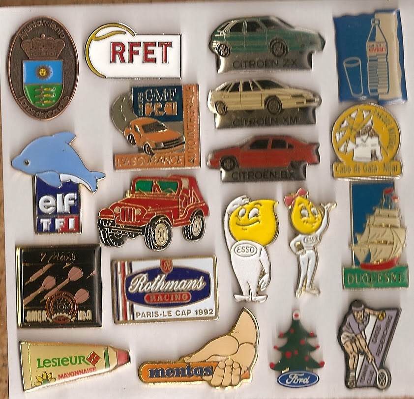 CACES PINS