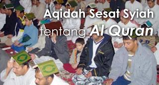 """Tahukah? Syiah Berkeyakinan """"Al Quran"""" Mereka Lebih Tebal 3 Kali Lipat Ketimbang Milik Umat Islam"""