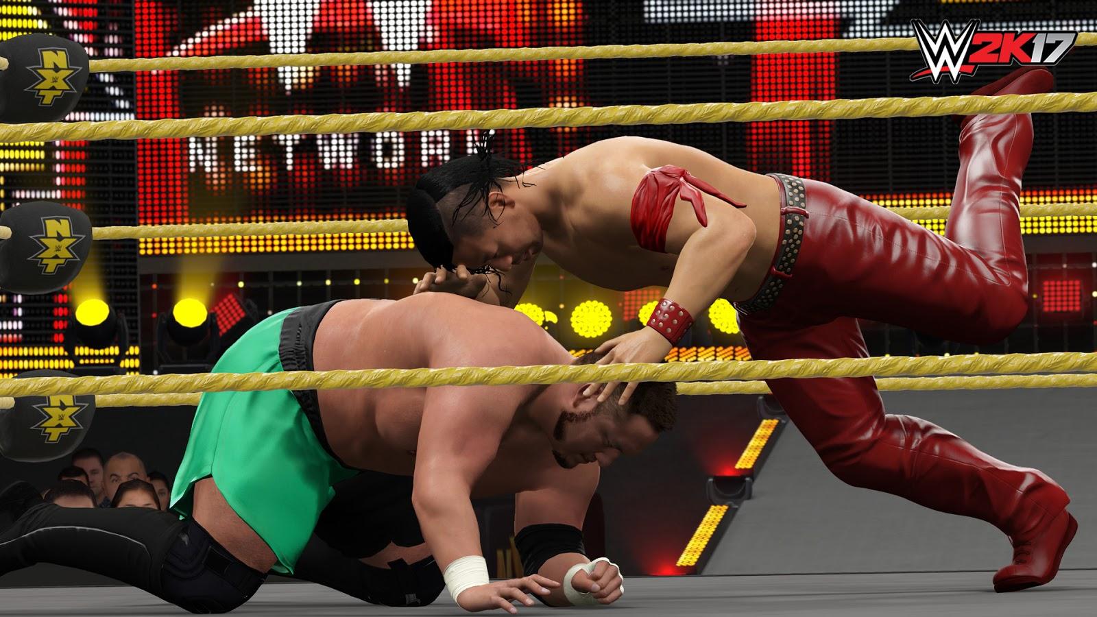 WWE 2K17 ESPAÑOL PC Descargar Full (CODEX) + REPACK 10 DVD5 (JPW) 5