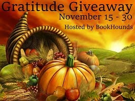 Gratitude Giveaway! International