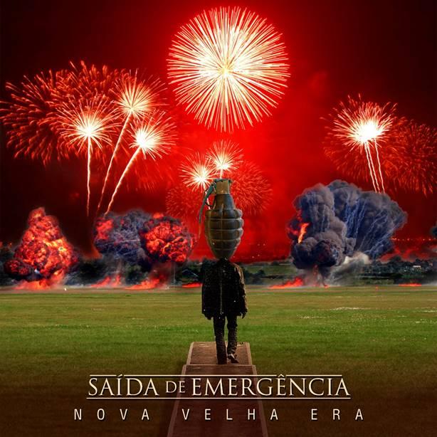 """Saida de Emergência apresenta """"Nova Era"""""""