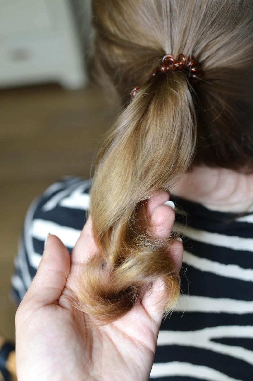 jak nawilżyć włosy suche