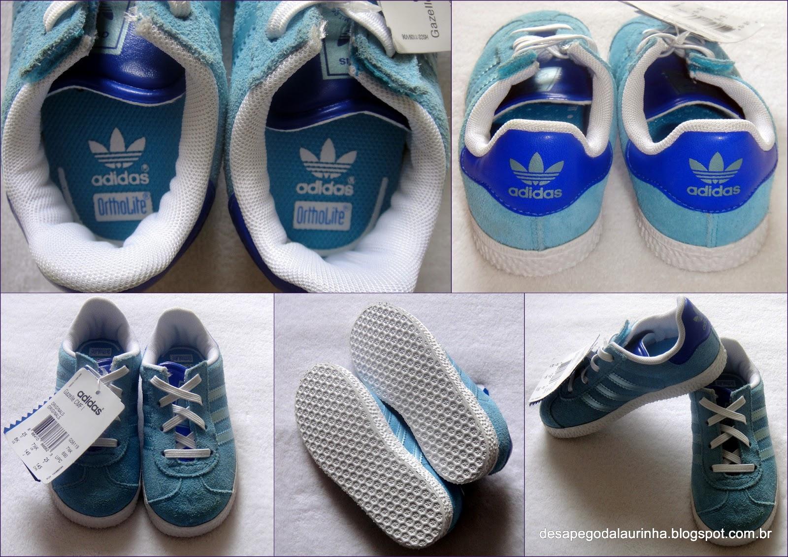 b2e7c1b07d Tênis Adidas novo (Com etiqueta). Esses tênis estão NOVOS