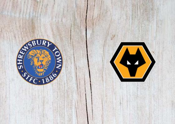 Shrewsbury vs Wolves - Highlights 26 January 2019