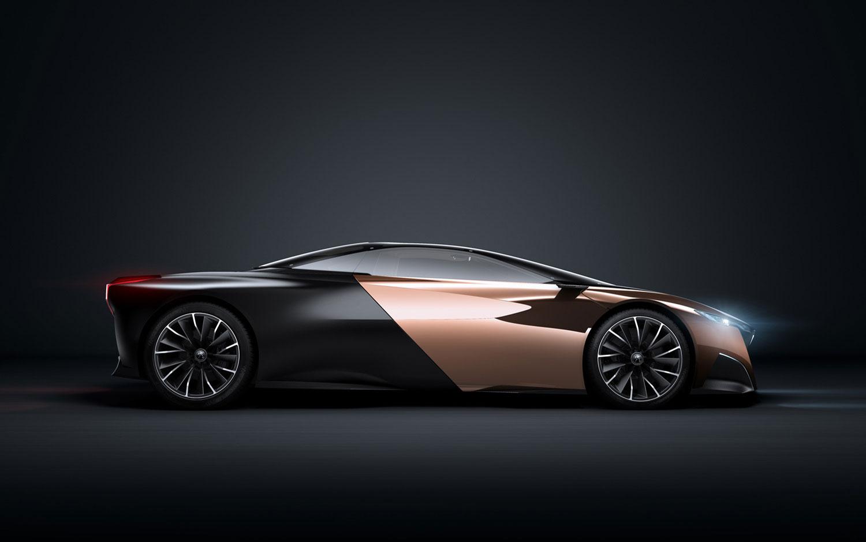 Cars Model 2013 2014: Peugeot Onyx Supercar