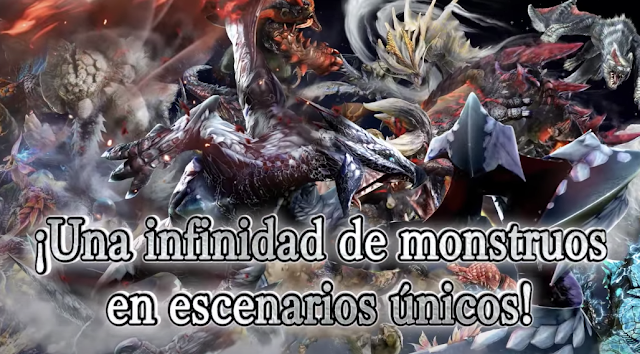 Se anuncia Monster Hunter Generations Ultimate para el 28 de agosto en Switch