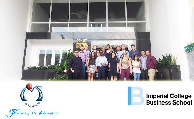 Công ty IMT Solutions tuyển phiên dịch viên Tiếng Hàn