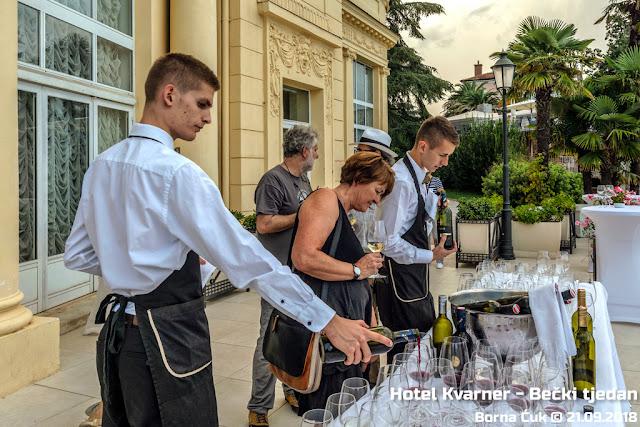 Bečki tjedan u Opatiji @ Degustacija bečkih vina i humanitarna modna revija 21.09.2018