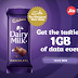 Jio Cadbury- Get 1 GB Free 4G Data From My Jio App (All Users)