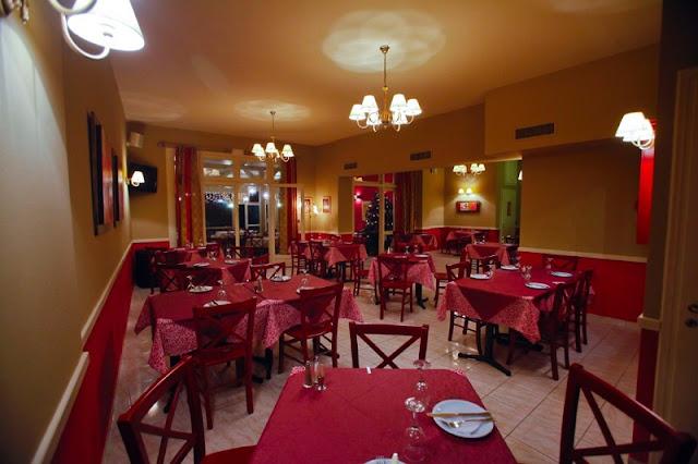 Restaurante Ampelaki, Cefalônia
