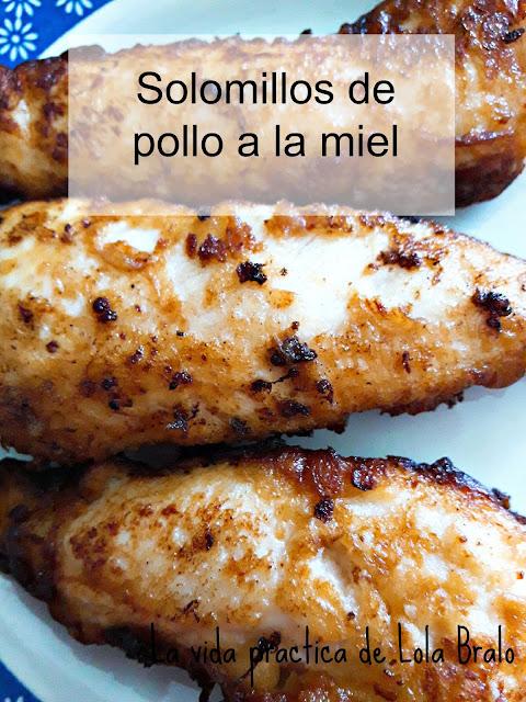 SOLOMILLO POLLO MIEL