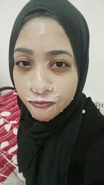 Swallow Nesk Silk Mask