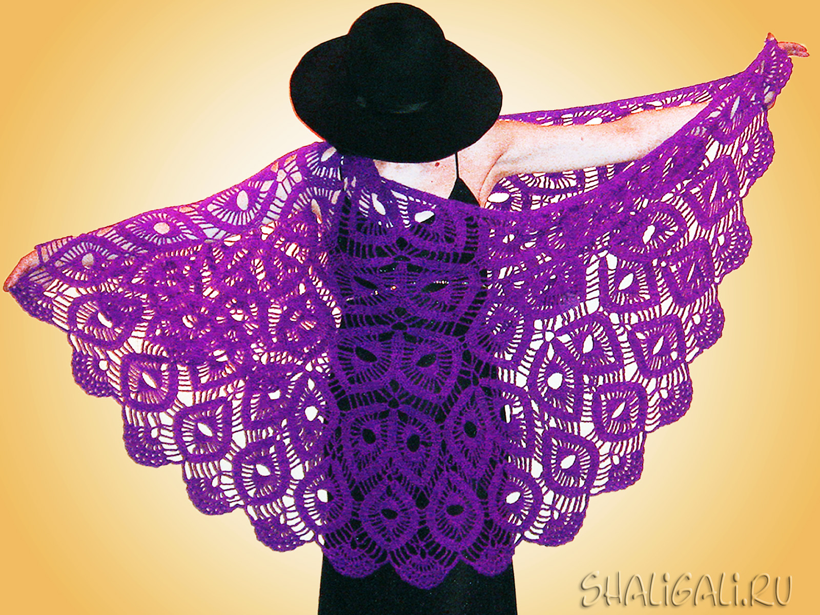 Crochet Shawl Patterns Easy Free Erieairfair