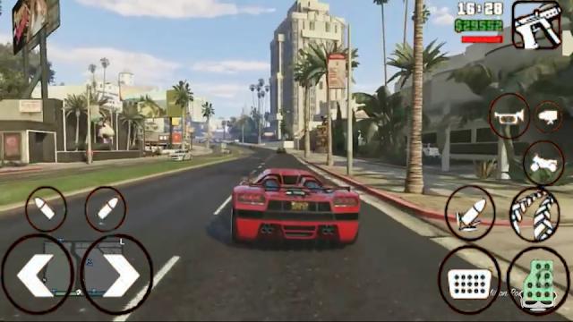 """GTA V LITE """"400MB"""" ANDROID GTA SA MODIFICADO PARA CELULARES FRACOS TODAS GPU+DAWLOAND ANDROID"""
