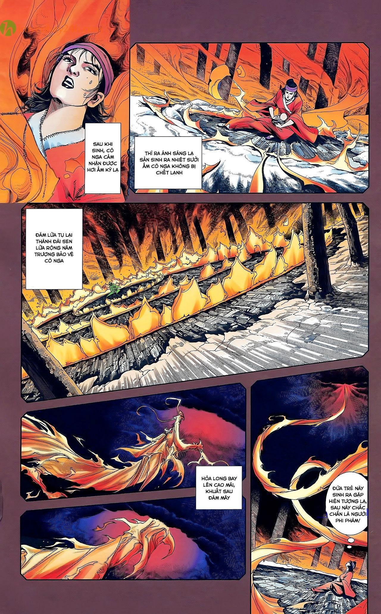Tần Vương Doanh Chính chapter 30 trang 5