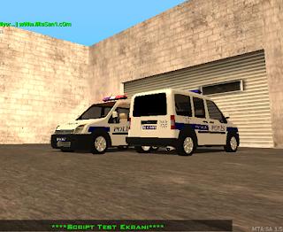 Cornect Polis Araci Scripti