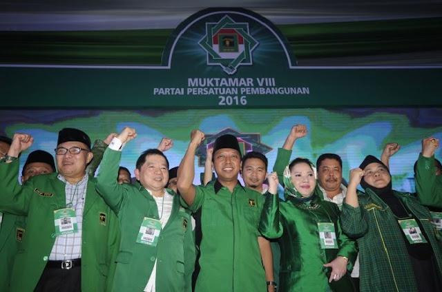 Kubu Koalisi Pilgub DKI Semakin Jelas !!...Ikuti Langkah PAN, PPP Romi Dukung Anies-Sandi di Puratan Kedua Pilkada DKI