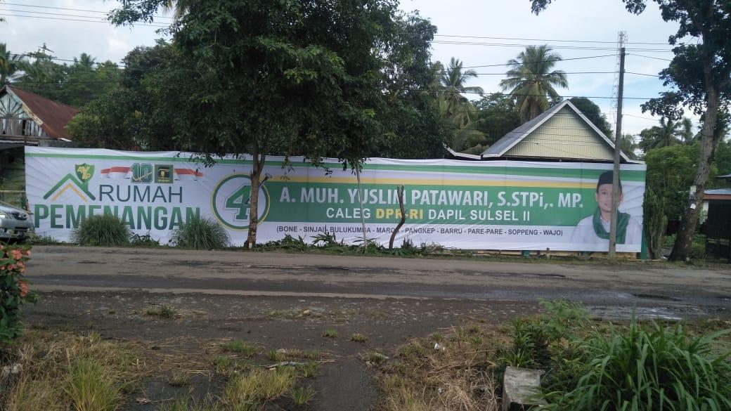 Maksimalkan Pergerakan di Bone, AYP Akan Launching Rumah Pemenangan