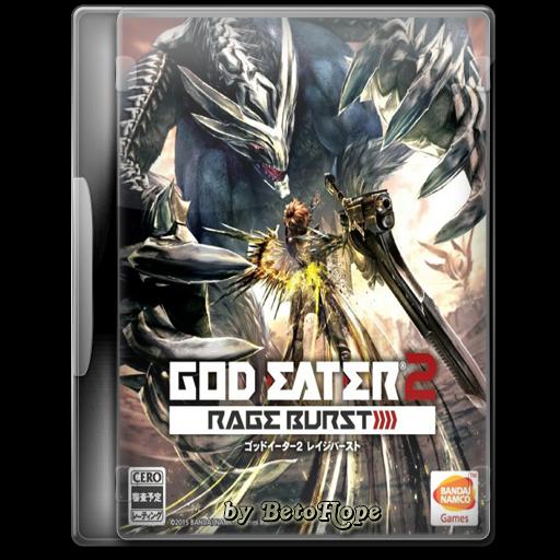God Eater 2 Rage Burst Full Español