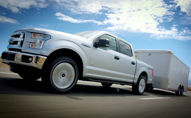 Ford F-150 EcoBoost 2017 Automatic 10
