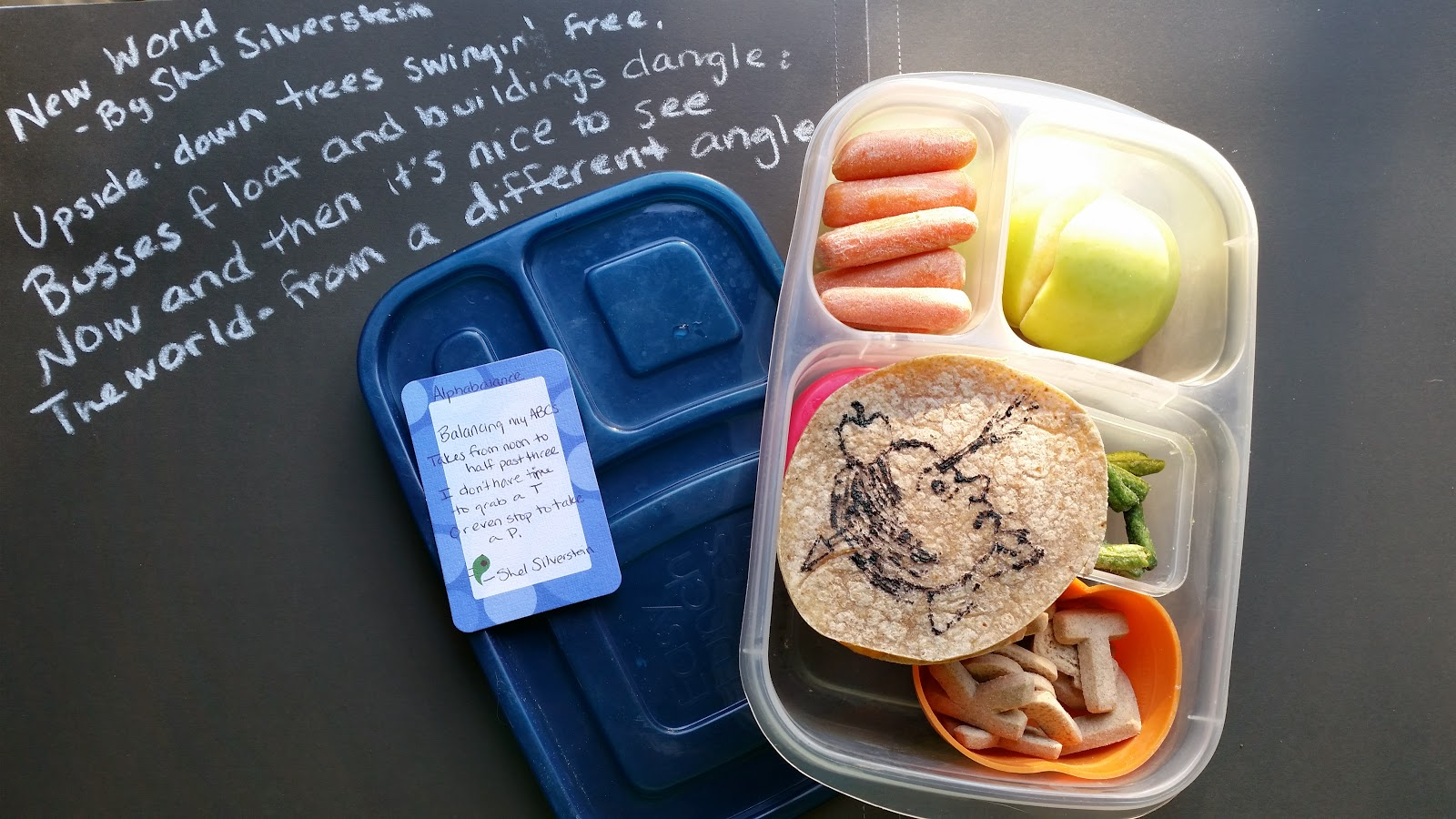 Lunches Fit For A Kid Lunches 9 25 14