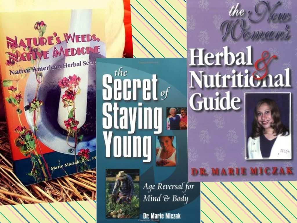 Books by Dr. Marie J. Miczak