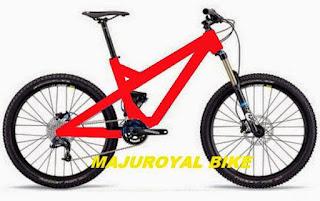 Paket Murah Merakit Sepeda Fulsus AM TANPA FRAME