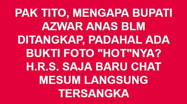 Mendadak Viral, Status Singgung Kapolri Tito Soal Bupati Banyuwangi Ini Sudah Dishare Lebih Dari 5 Ribu Kali