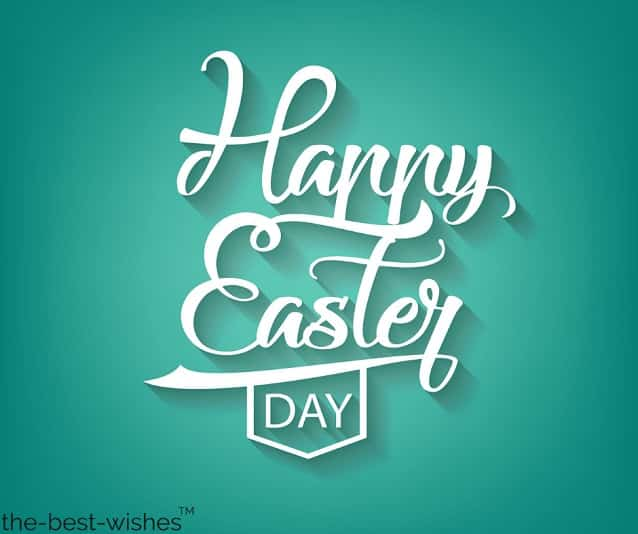 wish you happy easter day for brother