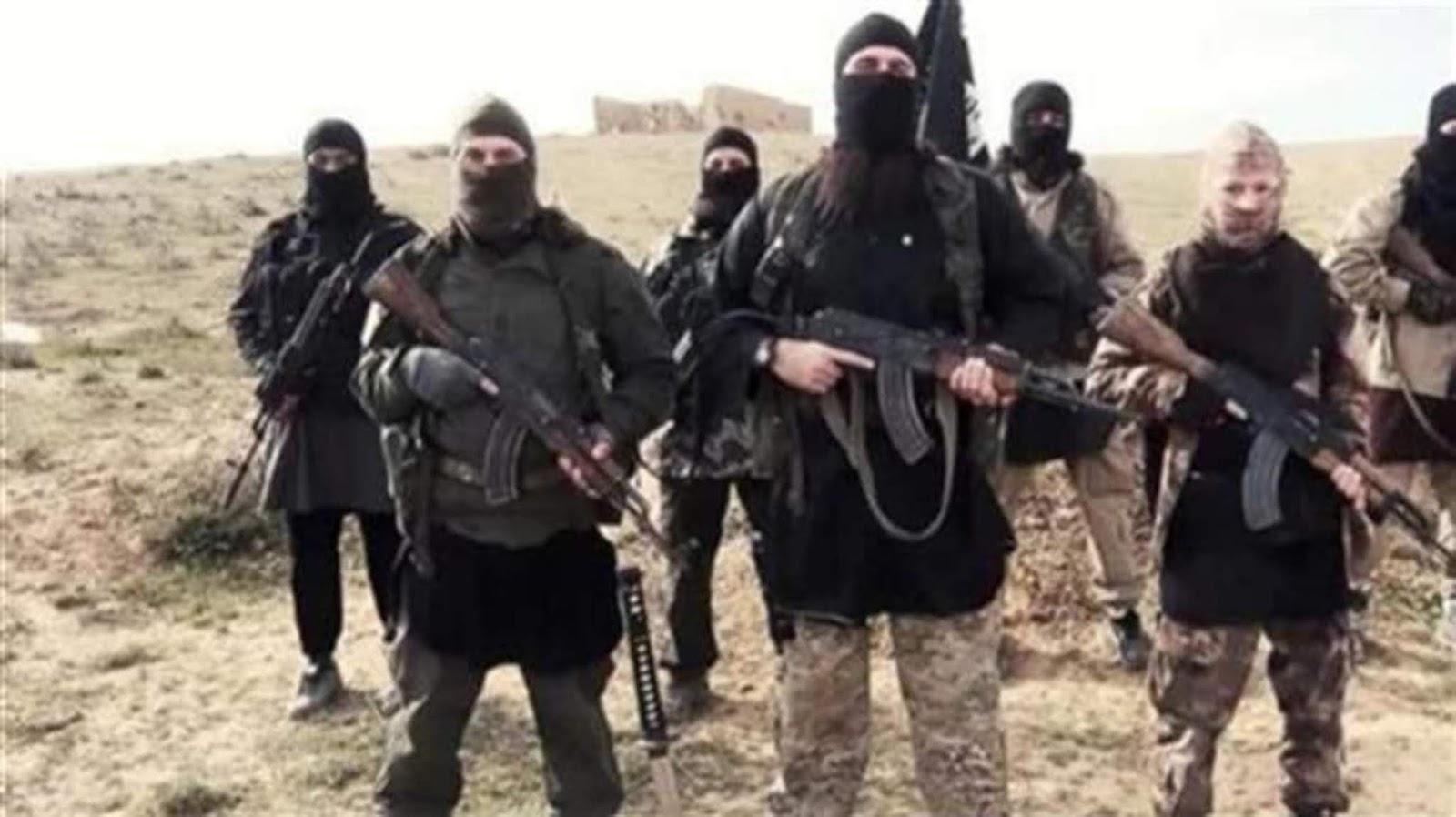 Media AS mengatakan di mana ISIS akan bergerak setelah Irak dan Suriah