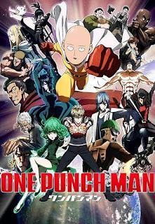 Kali ini  balik lagi membawa satu anime yang juga digemari pecinta anime di tanah Download One Punch Man Sub Indo Full Episode [1-12] + Ova & SP [1-6] mp4 360p - 480p