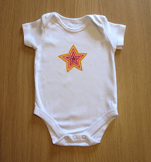 red star onesie