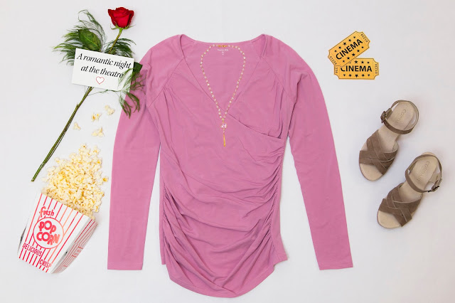 garnet hill valentines day outfit fashion after 40 blogger