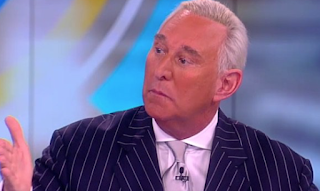 Roger Stone's Twitter Suspended After Friday Night Meltdown