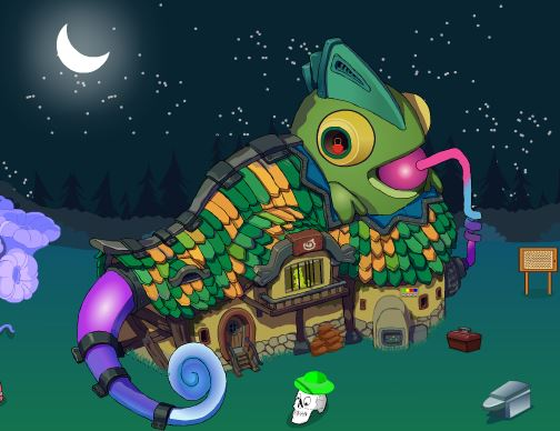 Play Games2Jolly Chameleon Res…