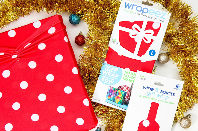 Wrapeez Reusable Gift Wrap Review