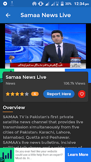 Samaa News Live - screenshot 3