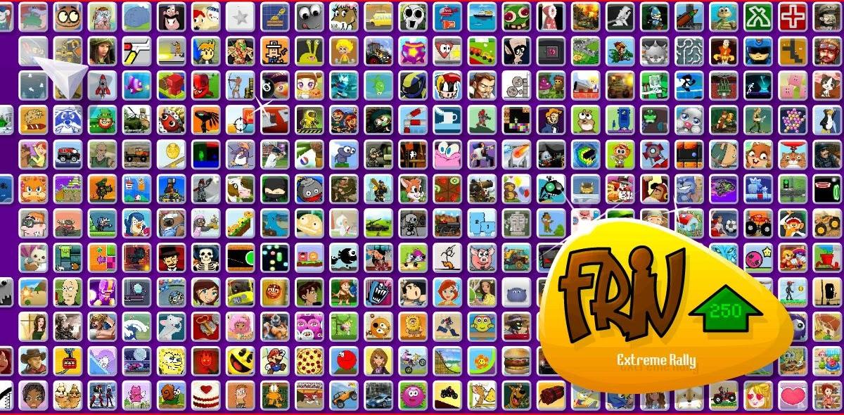 Juegos Infantiles Online Friv