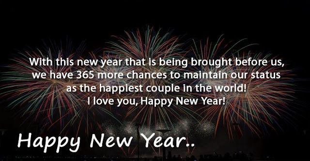 Happy New Year Hindi Wallpaper