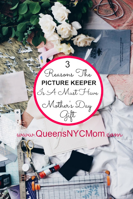 3 Reason the Picture Keeper is a Must Have For Mother's Day Gift ~ QueensNYCMom