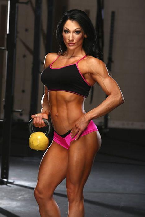 female fitness models take steroids