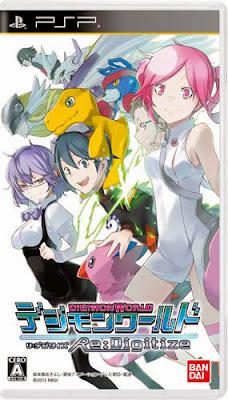 Digimon World Re Digitize