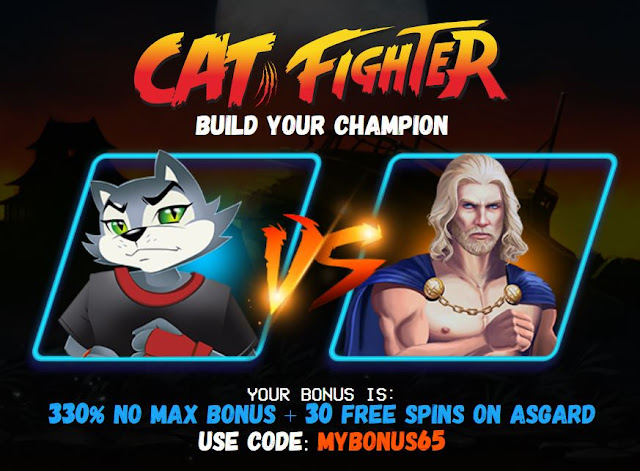 Cool Cat casino April bonus coupon codes