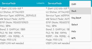 Cara Mengunci Jaringan 4G LTE di HP Samsung Tanpa Root