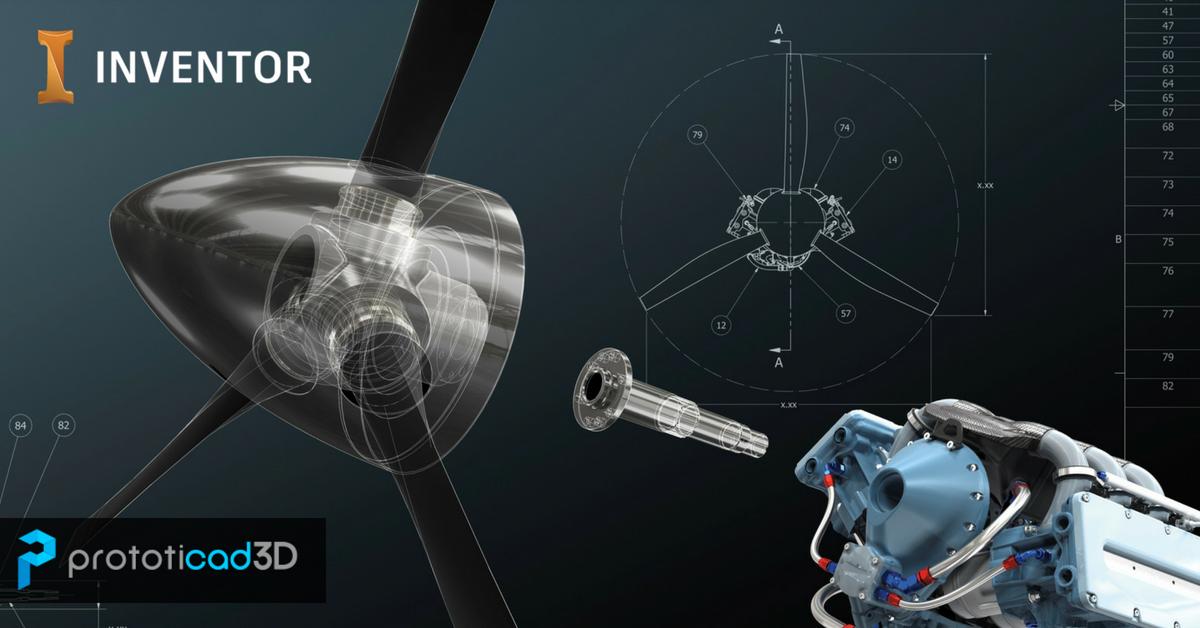 ¿Por qué Inventor es la mejor opción de Diseño Mecánico?