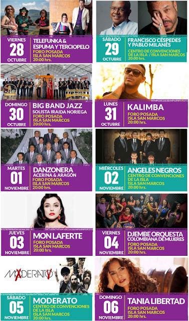 artistas festival calaveras aguascalientes 2016